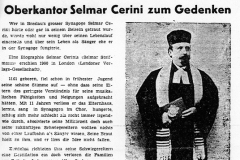 SelmarCeriniNewspaper - Remembrance