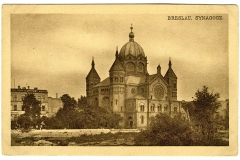 Breslau Neue Synagogue
