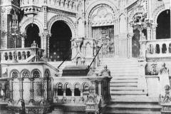 Neue Synagoge - Interior