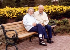Arthur and Erna Cerini